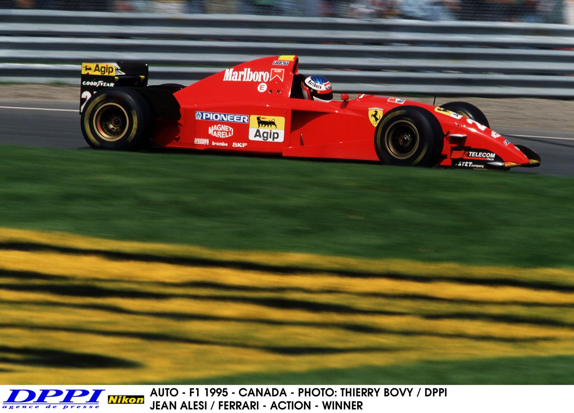 Amikor még a pulzusod is felmegy az F1-es felvételtől: Ferrari 412T2 Suzukában – 1995