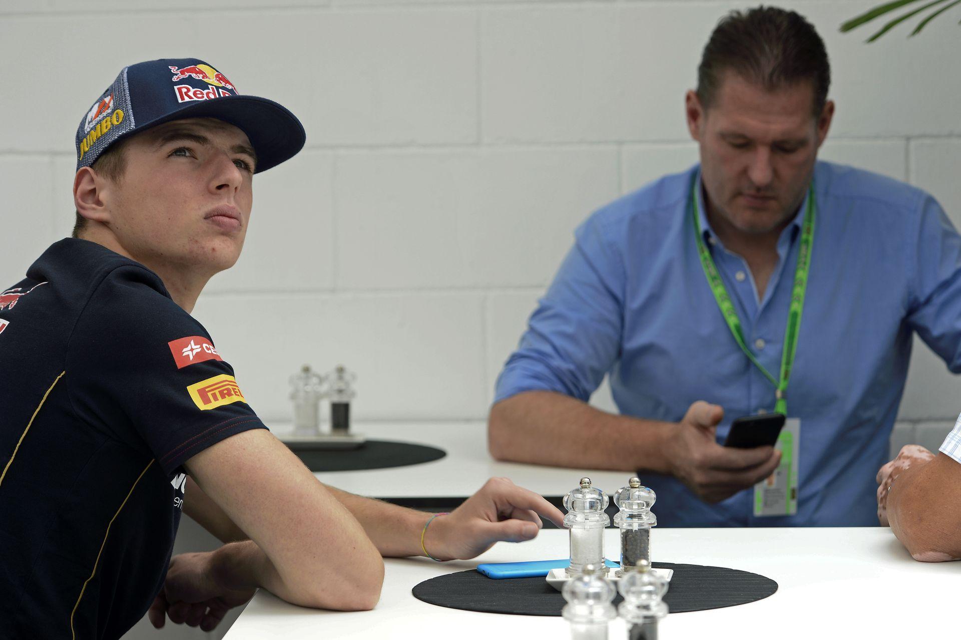 Jos Verstappen: A fiam pont olyan versenyző, amilyenre a Forma-1-nek szüksége van!