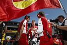 """Valami nem stimmel: Vettel csak a """"sárga kopászónában"""" volt, nem a pirosban"""