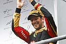 Rég volt ennyire boldog Grosjean:
