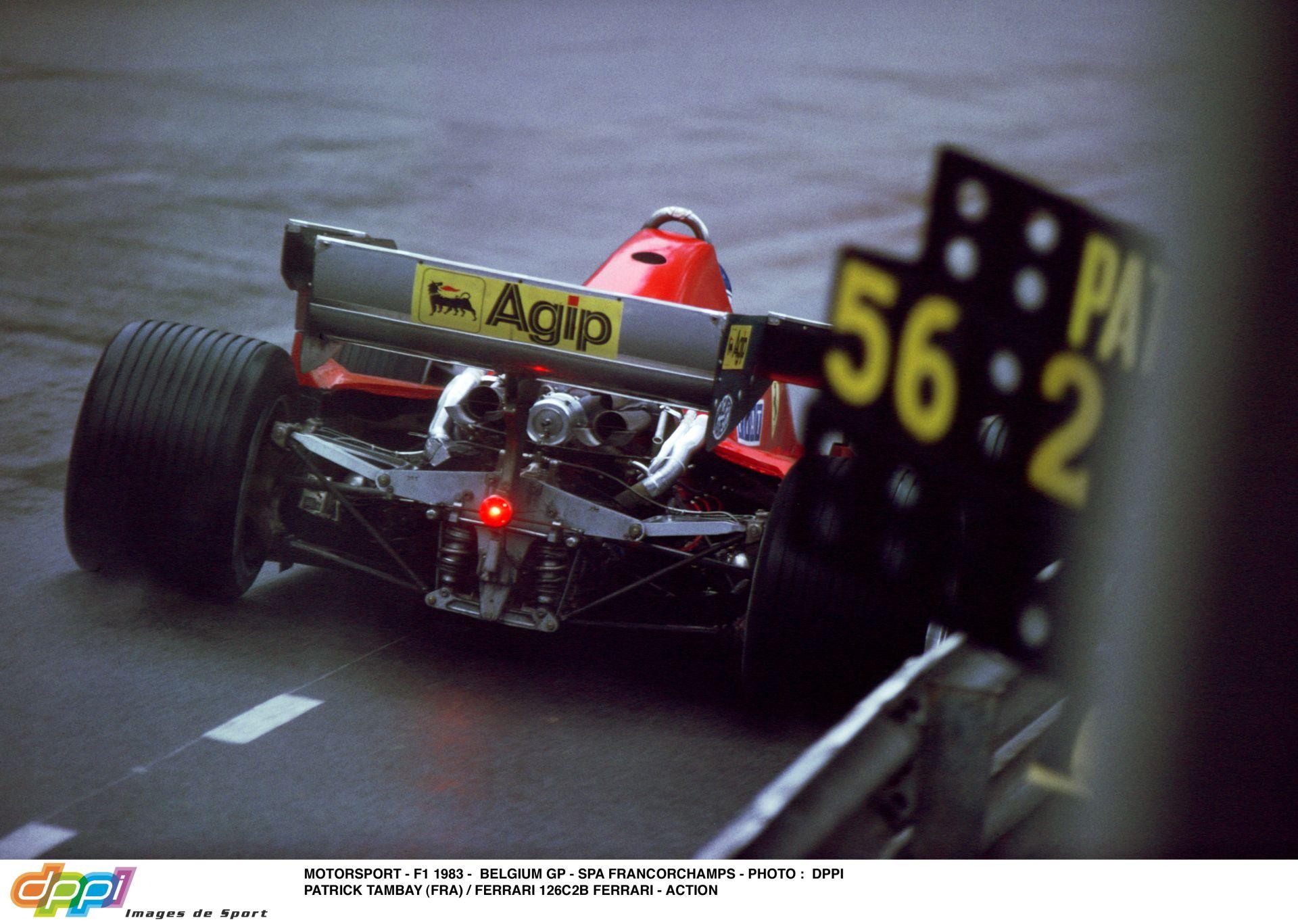 Kettős Ferrari-győzelem 1983-ból ezen a napon: nem is akárki nyert akkor…