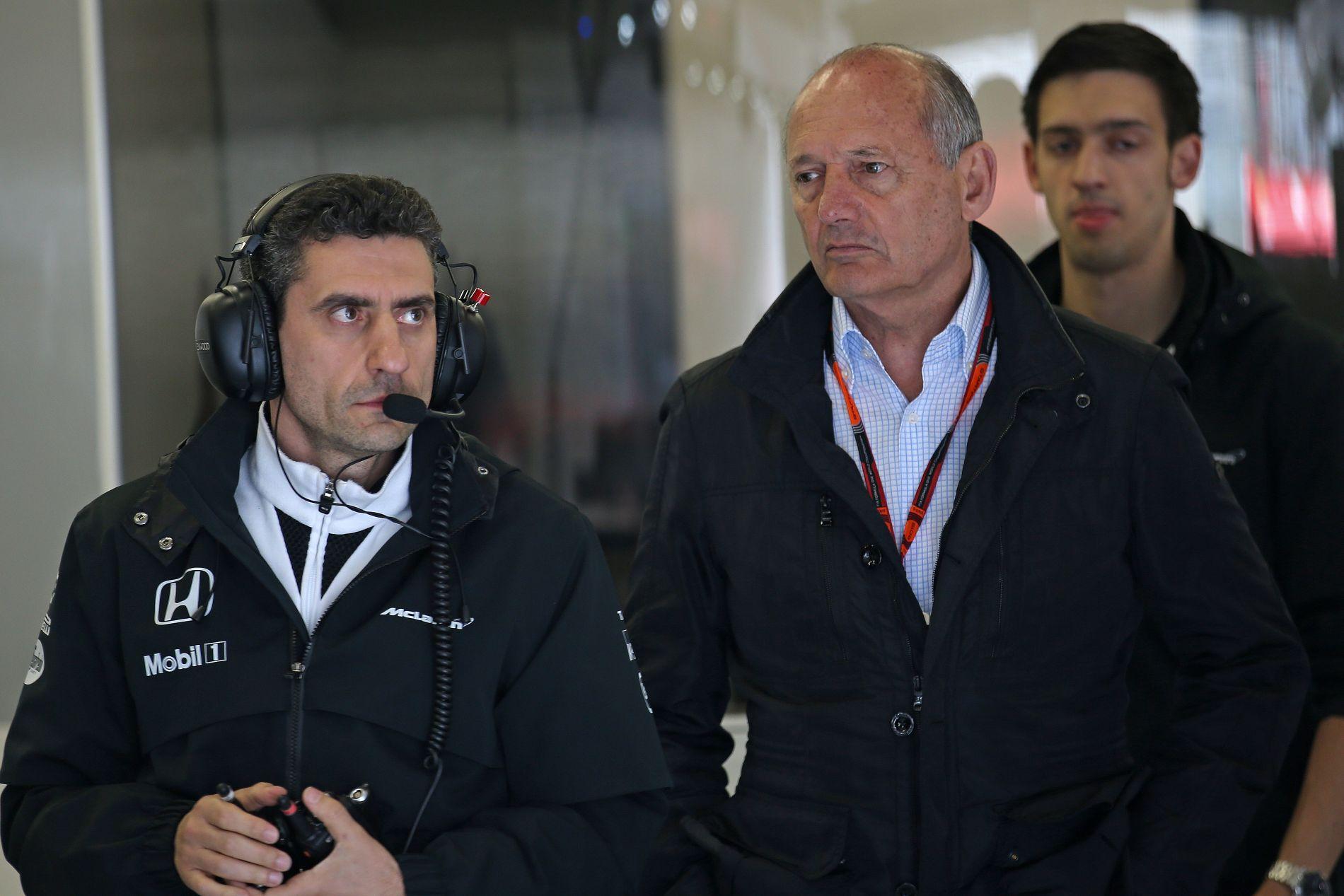 Lehet, hogy mindenkit meglep a McLaren folyamatos fejlődése, de Dennist nem