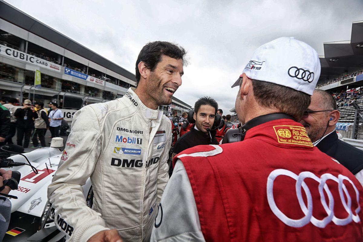 Webber összeállította álomcsapatát: Alonso és Evans a versenyzők, V10-es BMW-motor