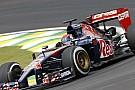 Az év legnagyobb driftjét mutatta be F1-es autóval a Brazil Nagydíjon a 17 éves Verstappen