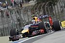 Ricciardo félelmetes jelenete a bal első felfüggesztéssel Brazíliában