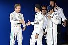 Hamiltonnak nagy szerencséje volt az esővel, és ezt Rosberg is tudja