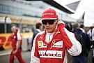 Ferrari: Majd időben szólunk hogy döntöttünk Raikkönen jövőjéről