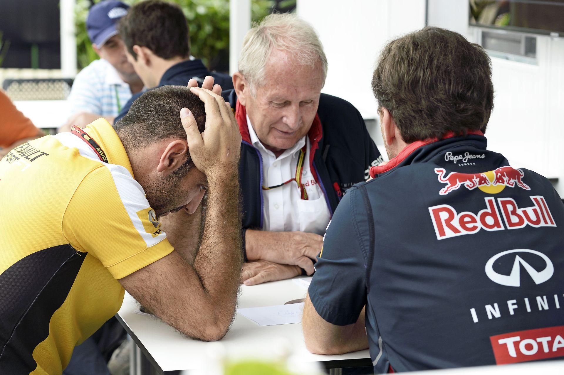 A Red Bull nem akar harmadik autót: Inkább 10 egészséges csapat két autóval