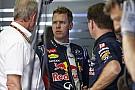 Red Bull: Reméljük, hogy Vettel sokat látja majd a hátsó szárnyunkat a Ferrarrival!
