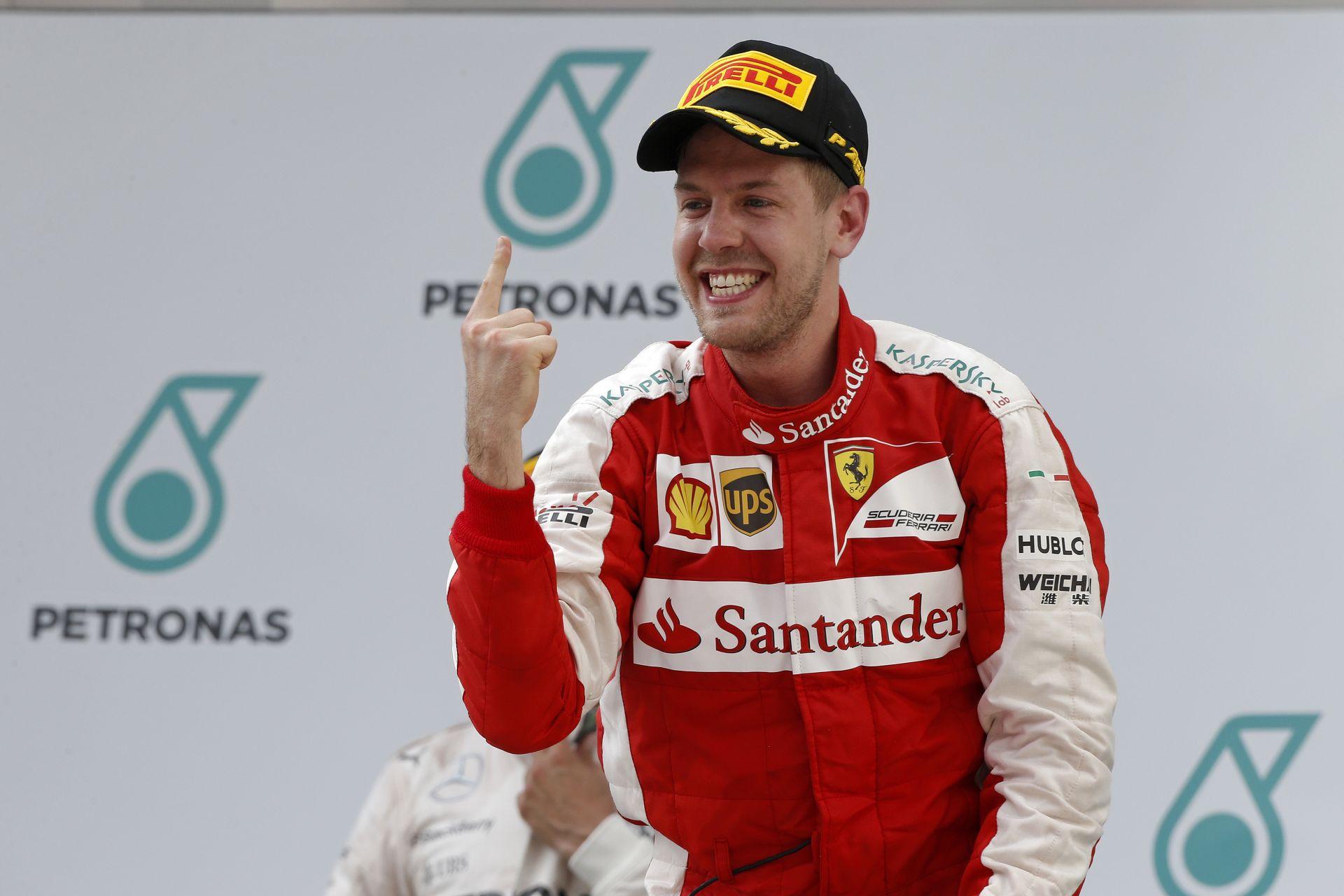 Túl korán jött Vettel győzelme a Ferrarival?