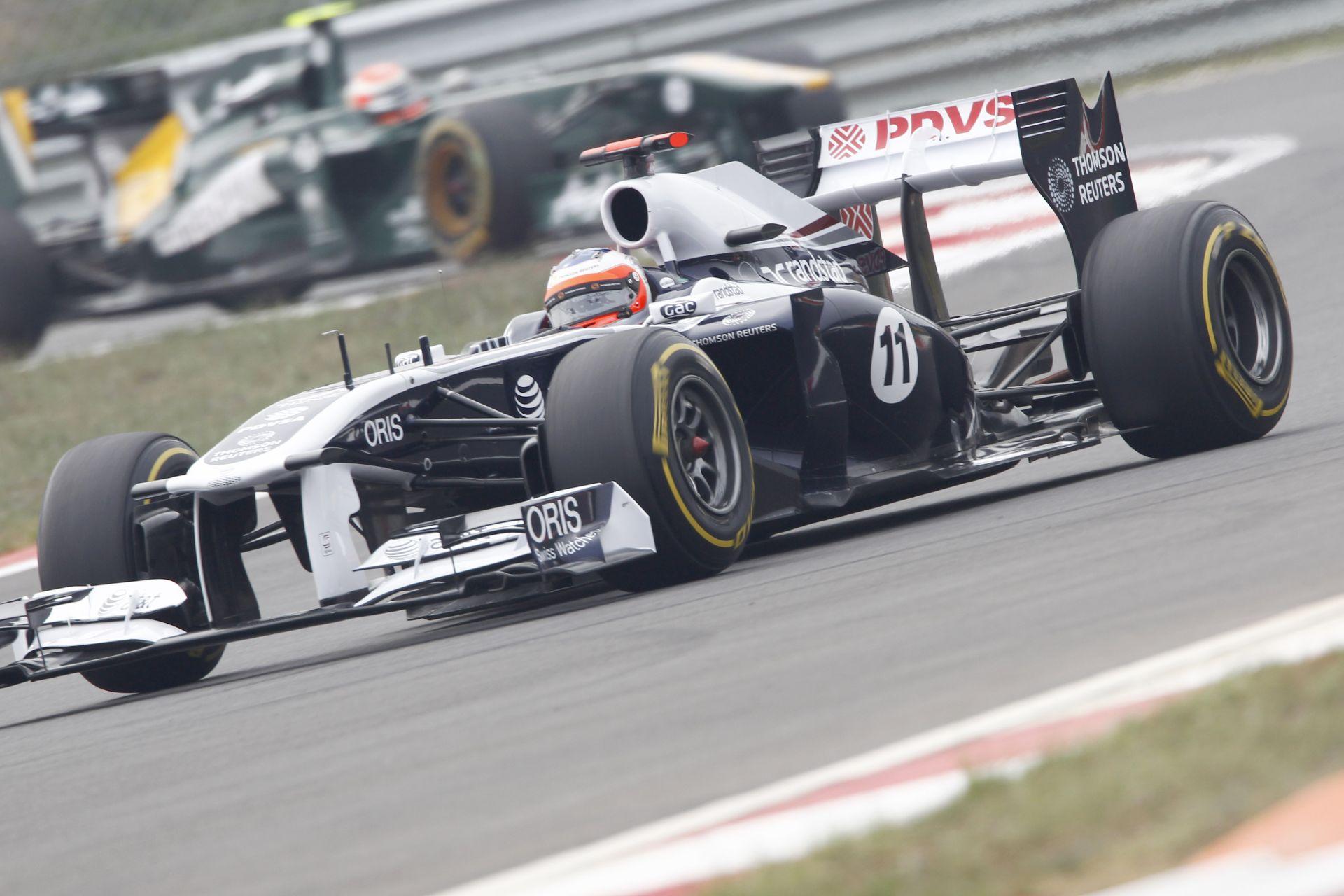 500 ezer eurót ér Barrichello támogatóinak az F1-es ülés Abu Dhabiban?