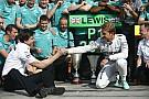 A Mercedes nem változtat a lefektetett szabályokon: érezhető, hogy más a helyzet Abu Dhabi előtt
