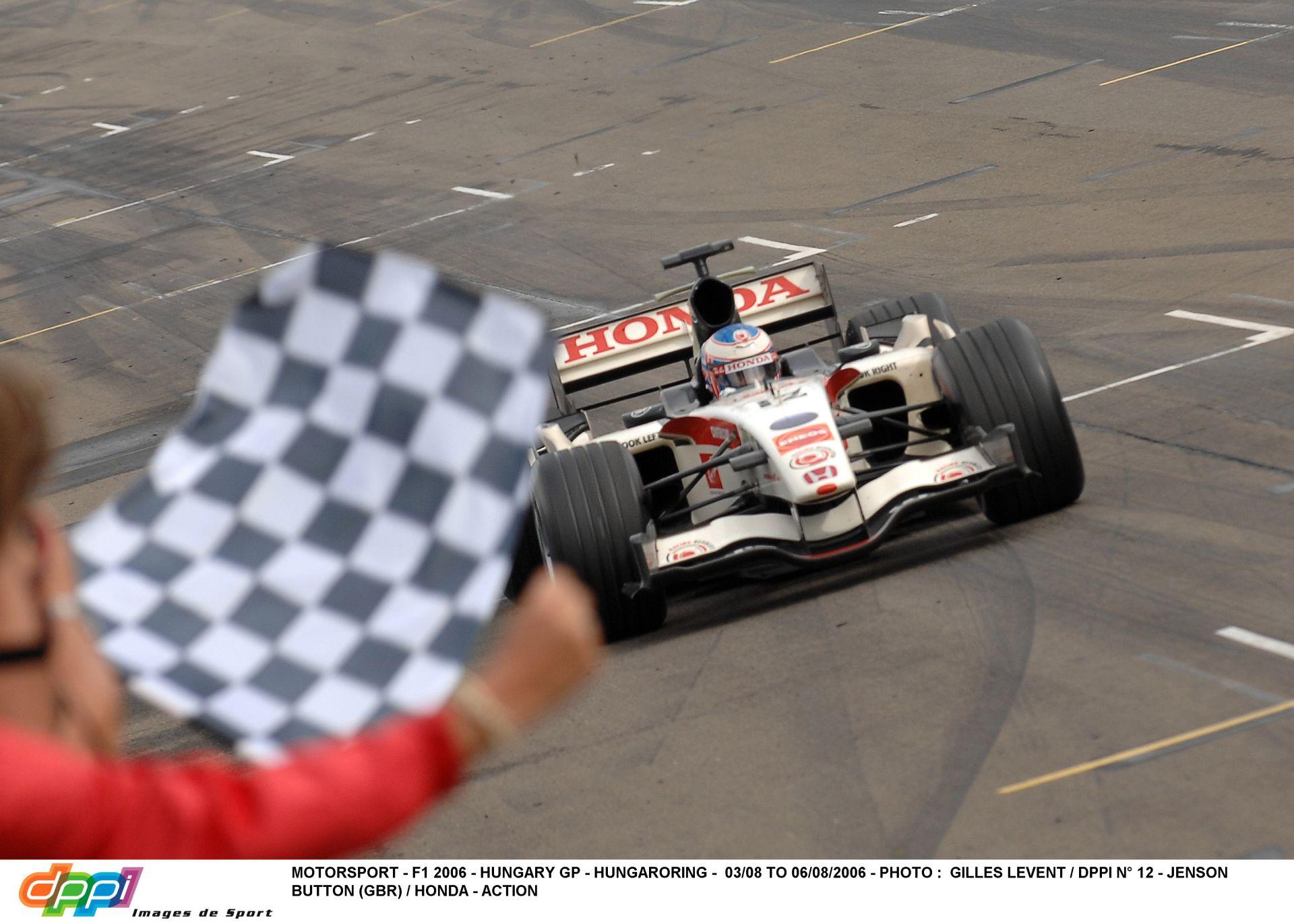 Hangolódás a Magyar Nagydíjra: Közel 15 perces onboard az esős 2006-os futamról