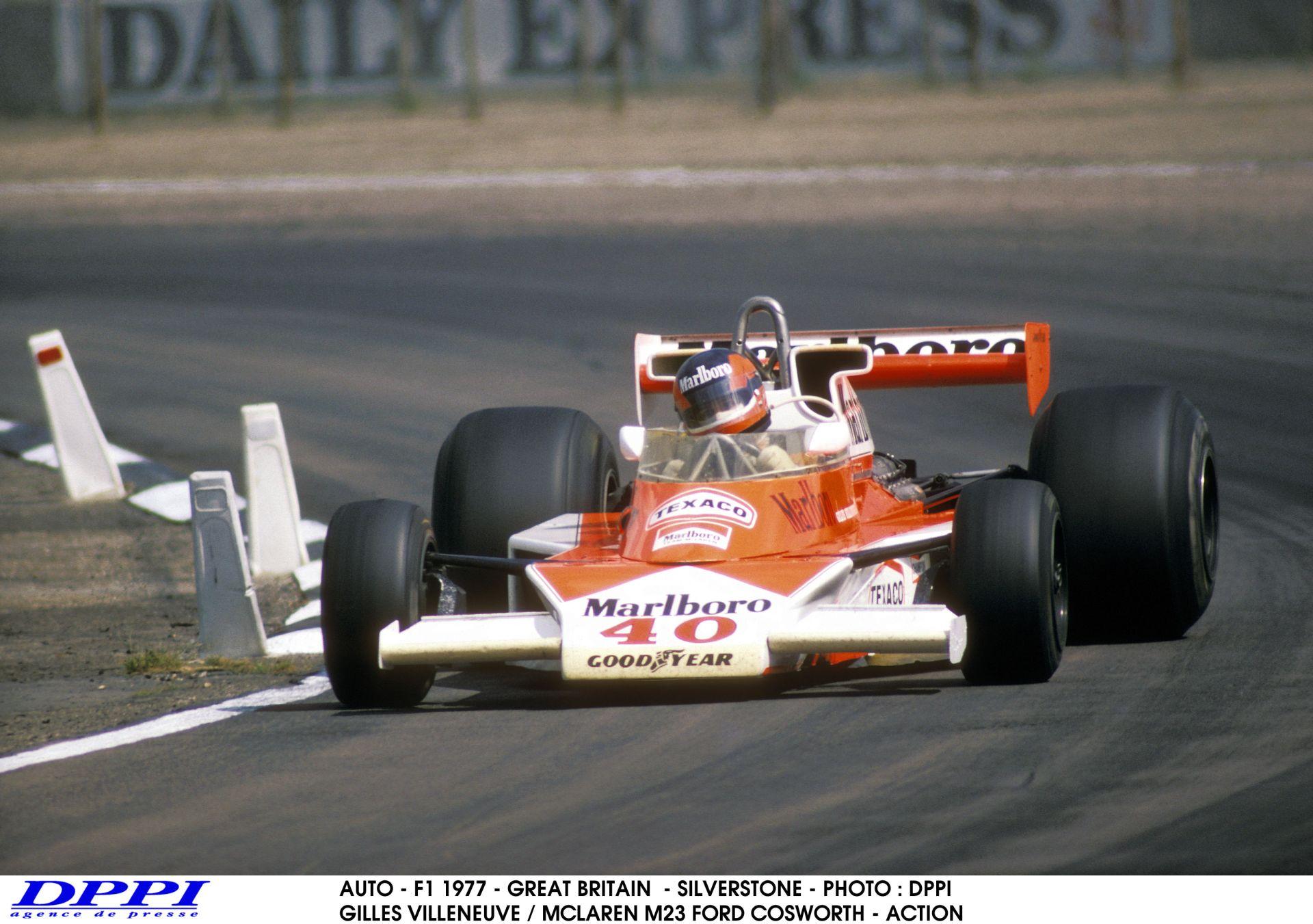 1977-ben éppen ezen a napon mutatkozott be a Forma-1-ben Gilles Villeneuve: Túl korán ment el a Ferrari legendás pilótája