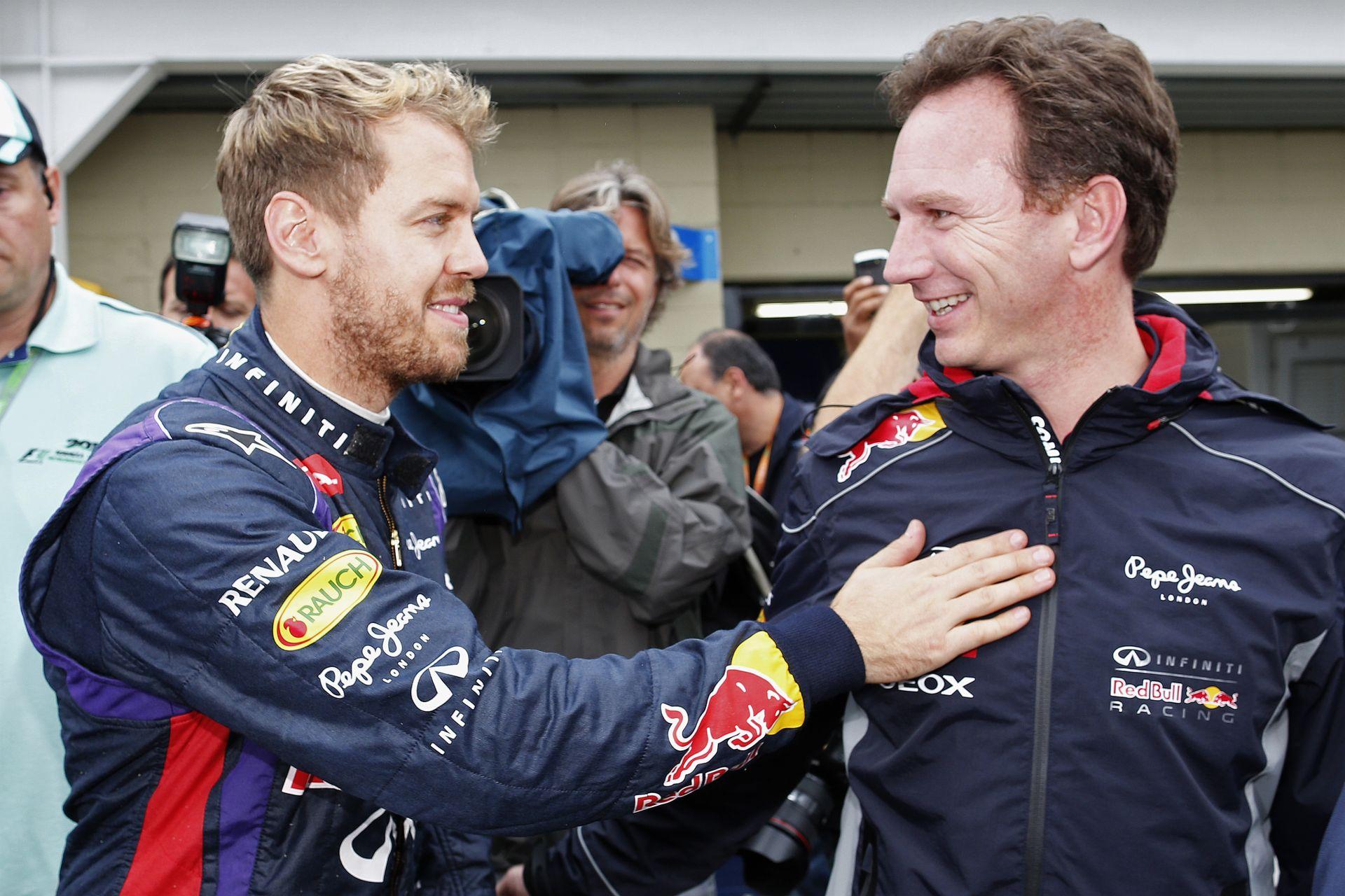 Röviden: Vettel elsírta magát, amikor közölte a Red Bullal, hogy távozik