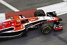 Az első igazi és látható kép a súlyosan megsérült Jules Bianchiról a Marussiában