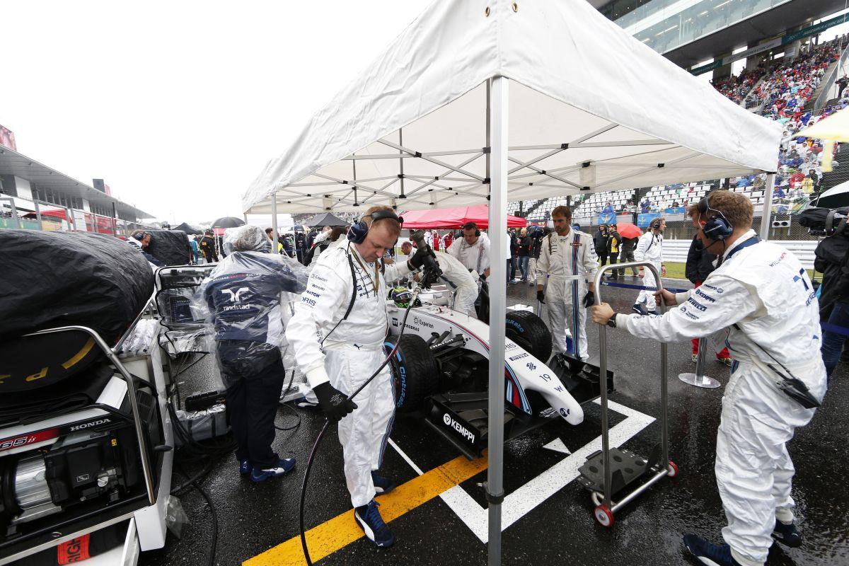 Massa legrosszabb versenye volt a Japán GP - a versenyzők elég nagyok, hogy eldöntsék, mit akarnak