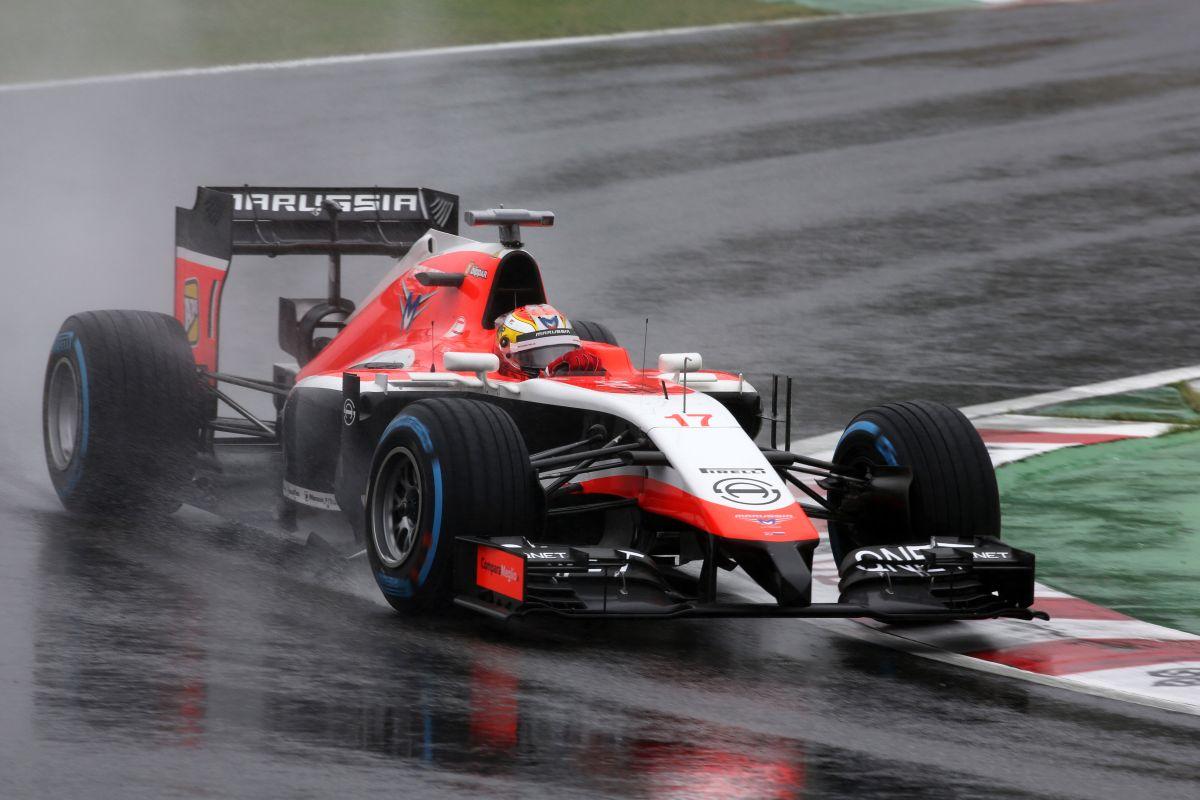 A Marussia arra szólította fel Bianchi-t a baleset előtt, hogy lépjen a gázra Suzukában?!