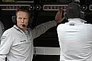 Sam Michael távozik a McLarentől és családjával hazatér Ausztráliába