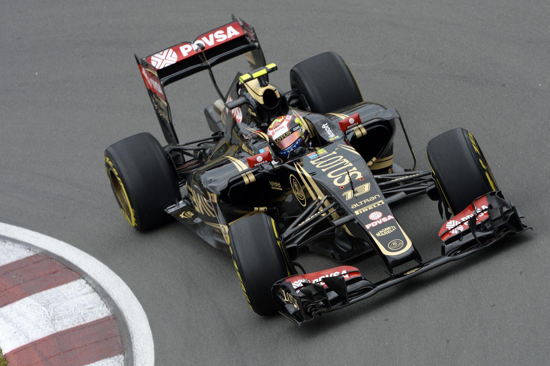 Maldonado megtörte az átkot, Hülkenberg pedig simán hozta a 8. helyet Kanadában!