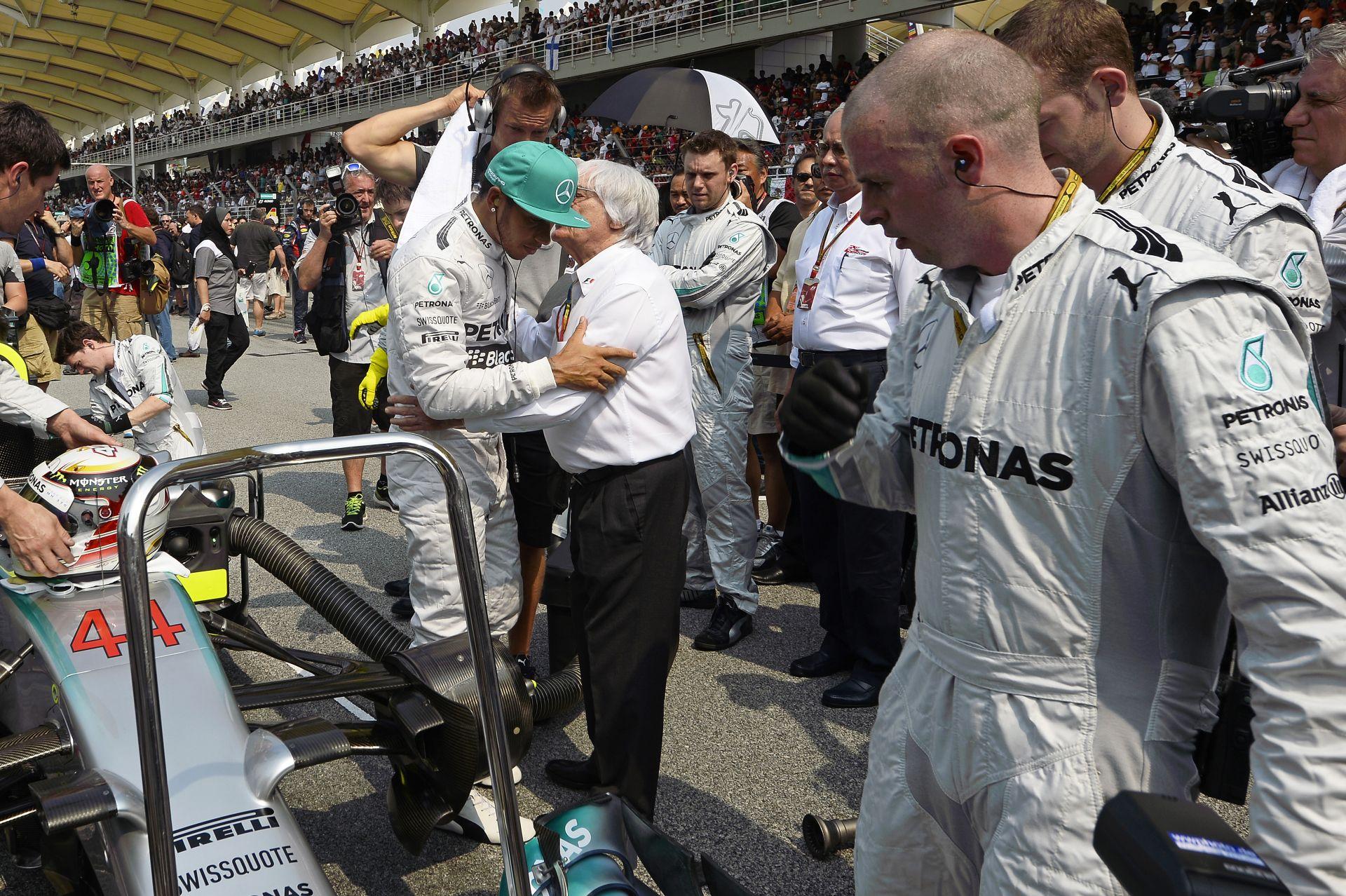 Mr.E: Hamilton a kiskedvenc, Ricciardo nagyszerű, és Alonso már nem lesz világbajnok