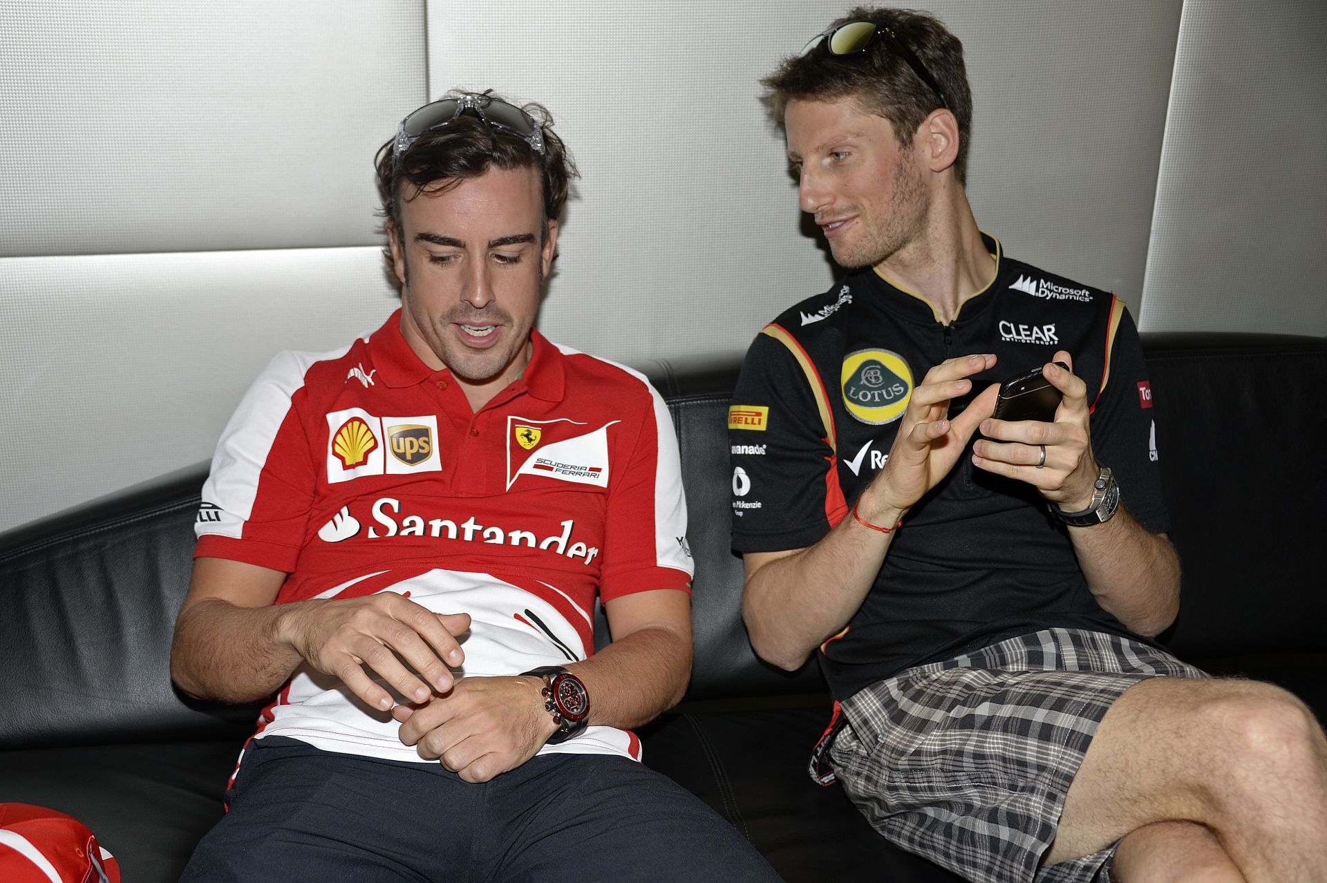 Grosjean szerint Alonso még idén távozhat a Ferraritól