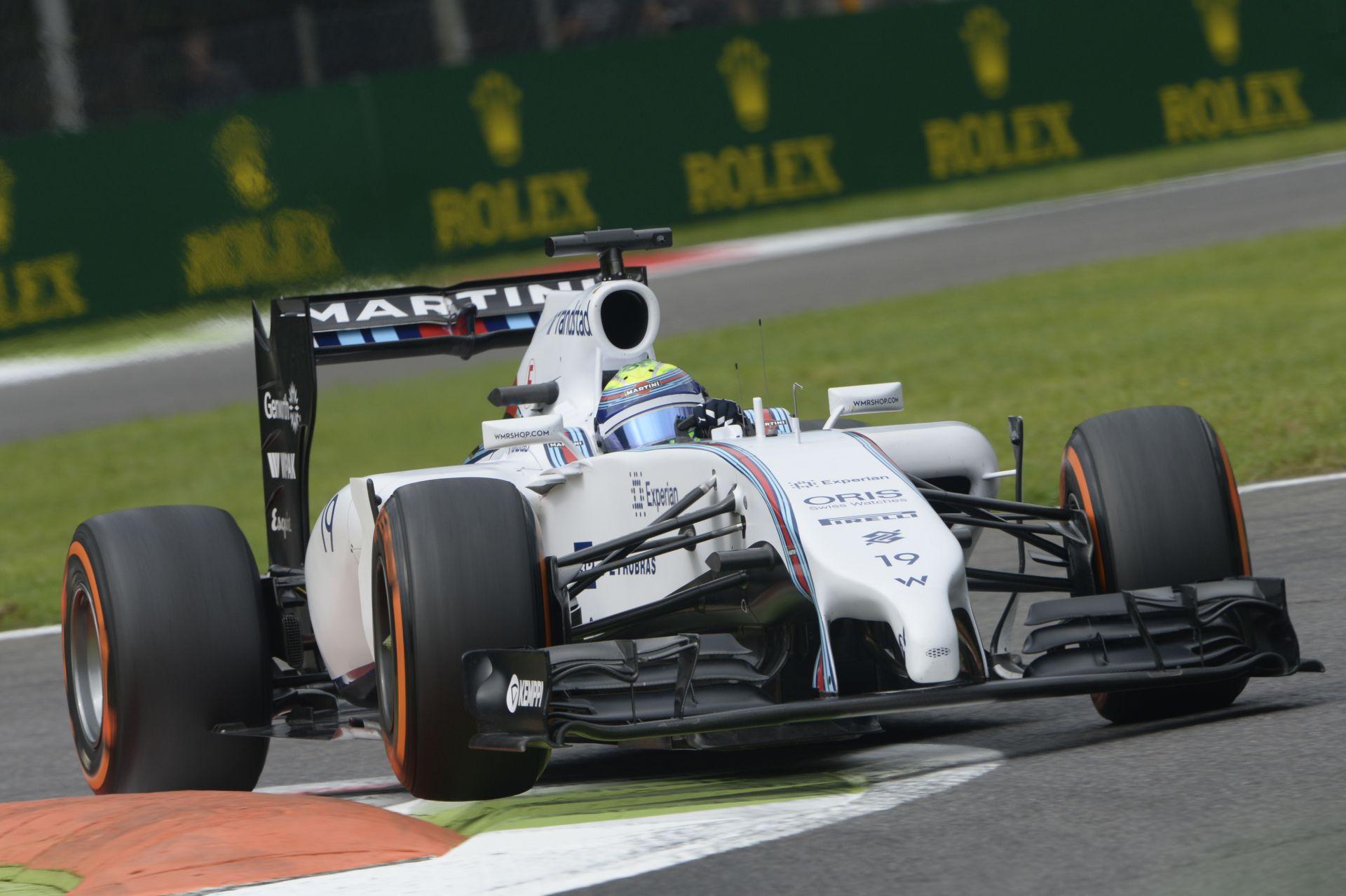Felipe Massa: Nem én vagyok a legszerencsésebb ember a paddockban…