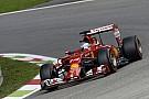 Így rajtolt Fernando Alonso Monzában a Ferrarival a 2014-es Olasz Nagydíjon