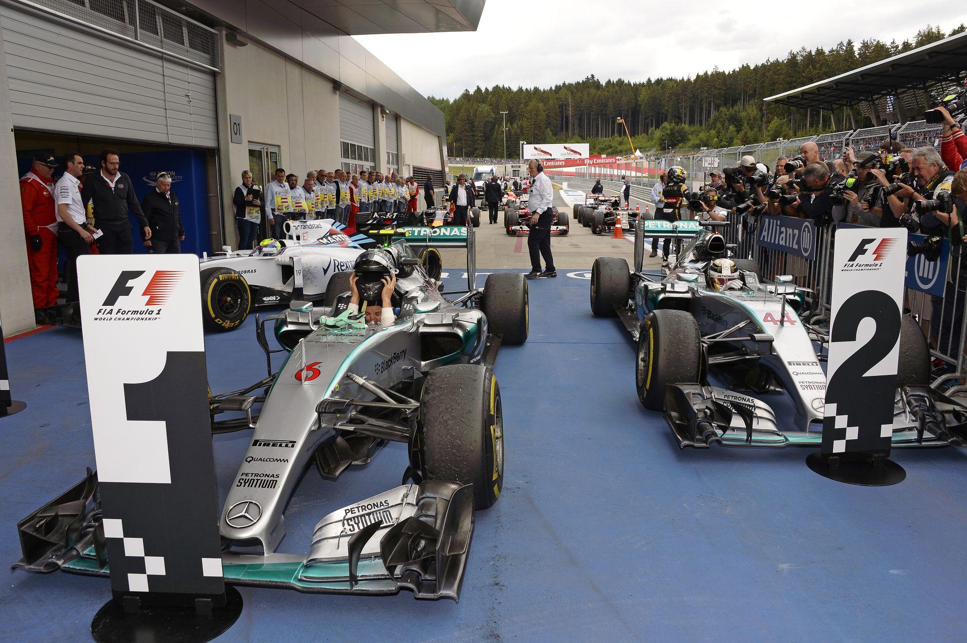 Rosberg: Talán ilyen könnyen sem nyertem még a Forma-1-ben, mint legutóbb a Red Bull Ringen…