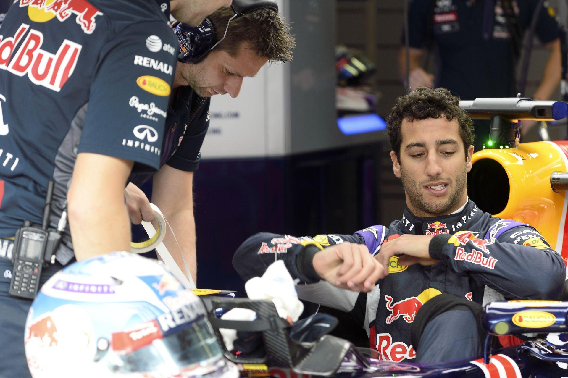 Ricciardo egyelőre nem zárná ki, hogy egy szép nap majd a Ferrarihoz szerződik