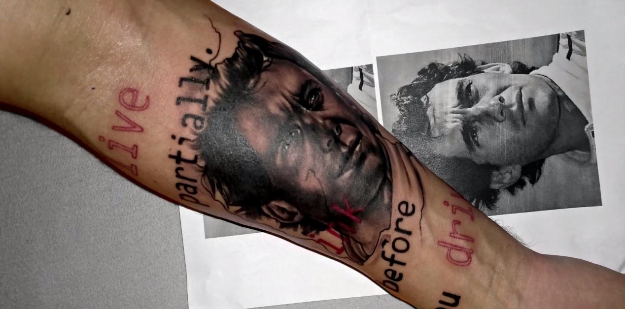 Egy tetoválás, amire még Ayrton Senna is büszke lenne