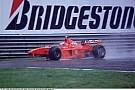 Schumacher és Coulthard legendás ütközése Spa-ban: Schumi bunyózni akart! - Palik László kommentálásával