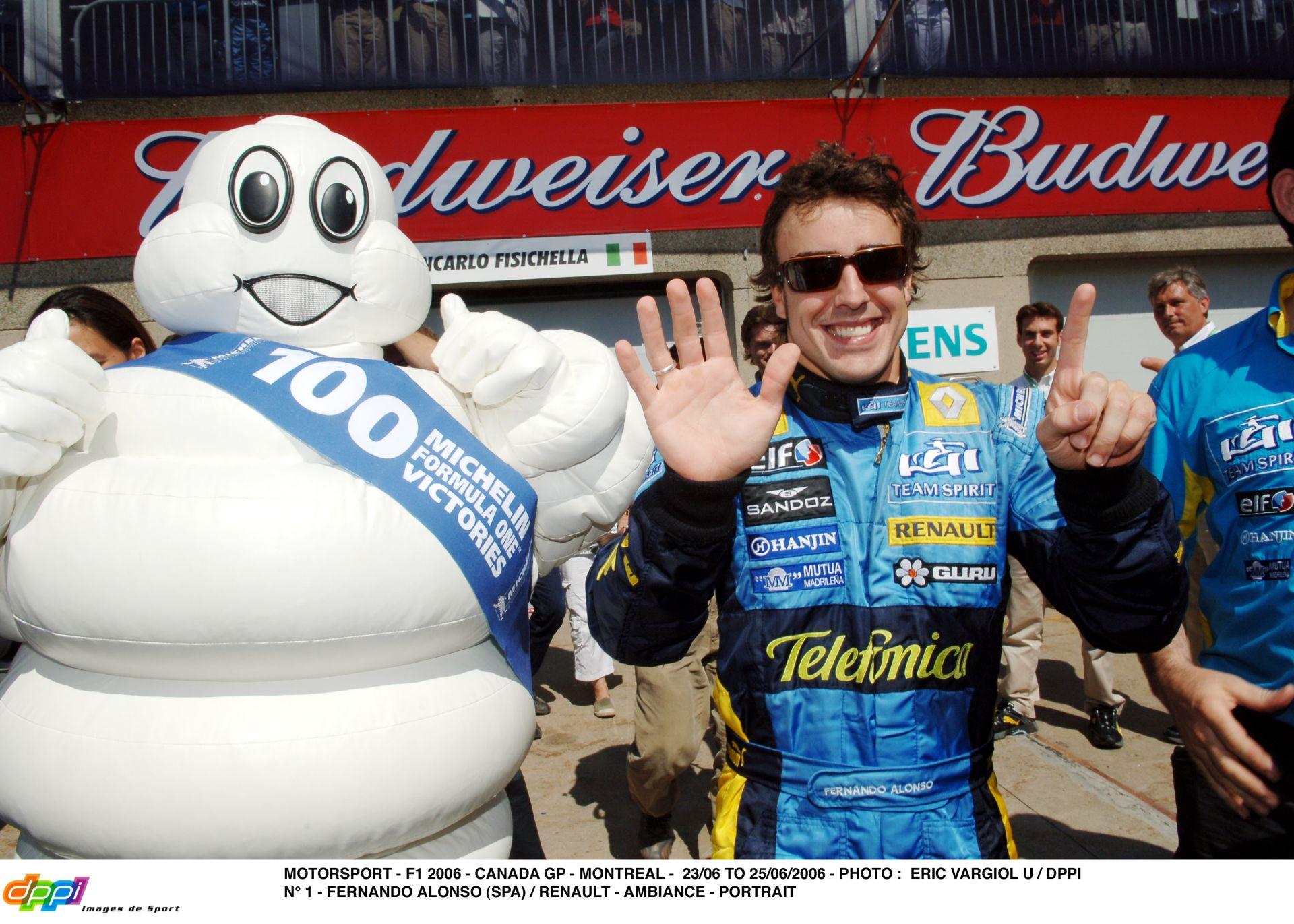 Eddig örülhettünk… Ecclestone nem akarja a Michelin visszatérését!