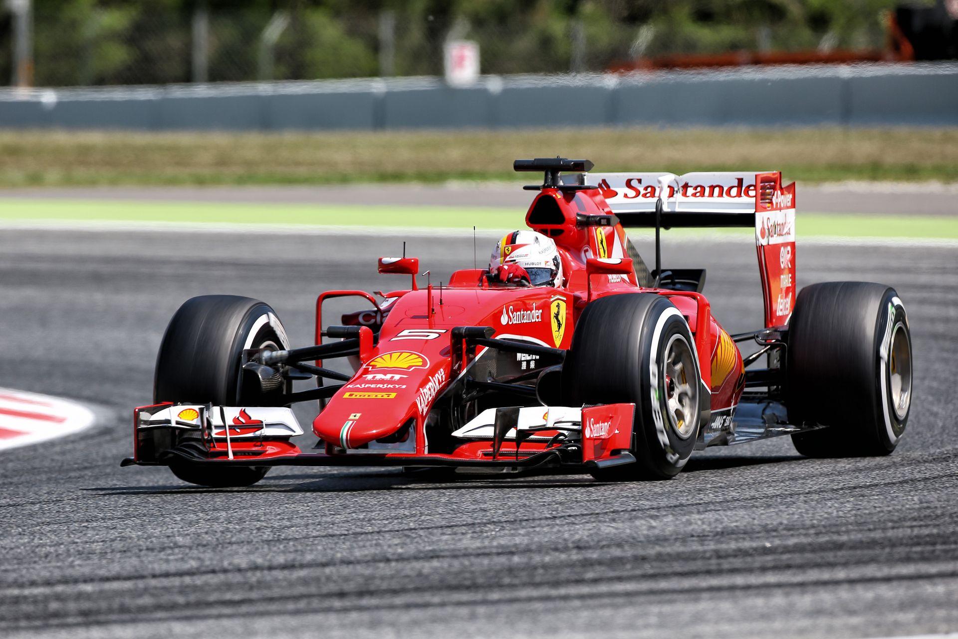 A Ferrari a Monacói Nagydíjra finomított a frissített csomagján