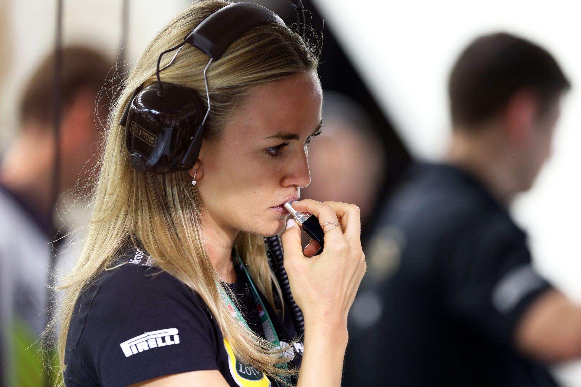 """A Lotus egyelőre biztosan nem ad lehetőséget a női """"versenyzőjének"""""""