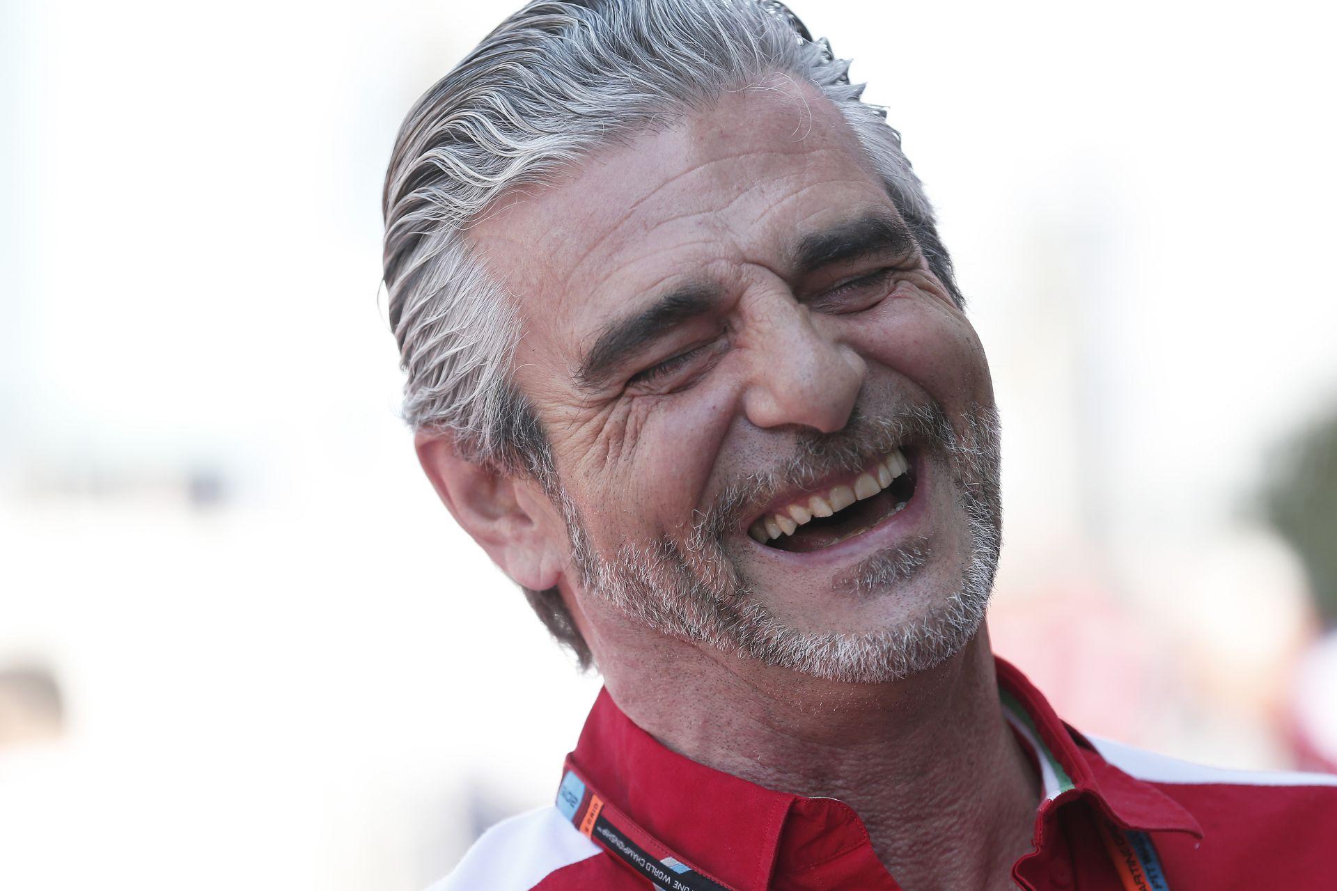 Ferrari: Többé nem hiszünk az egyszemélyes showban - a siker nem rajtam, vagy rajtad, RAJTUNK múlik!