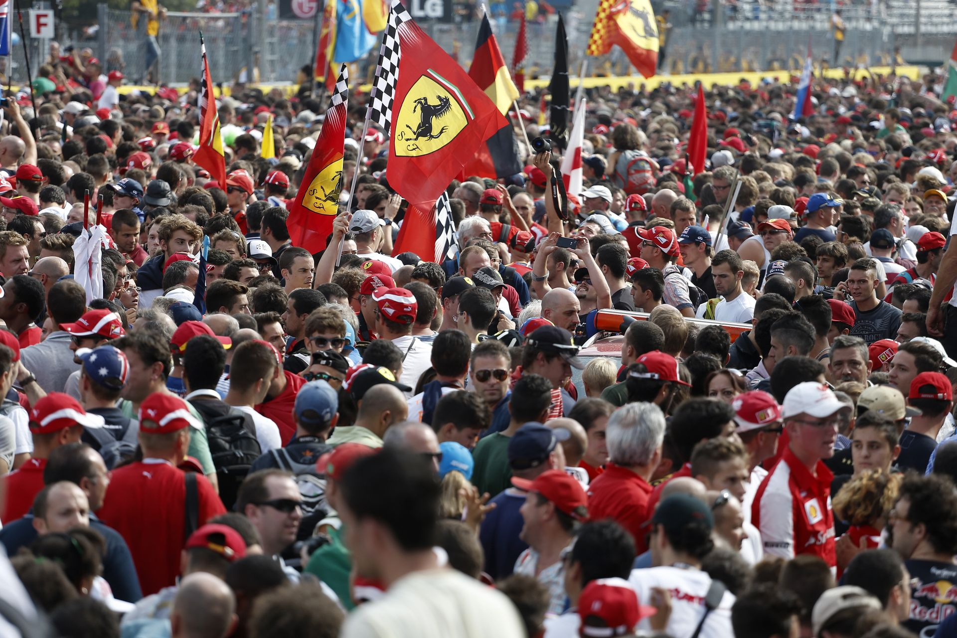 Monza nem adja fel, és nem akar kikerülni a Forma-1 naptárjából