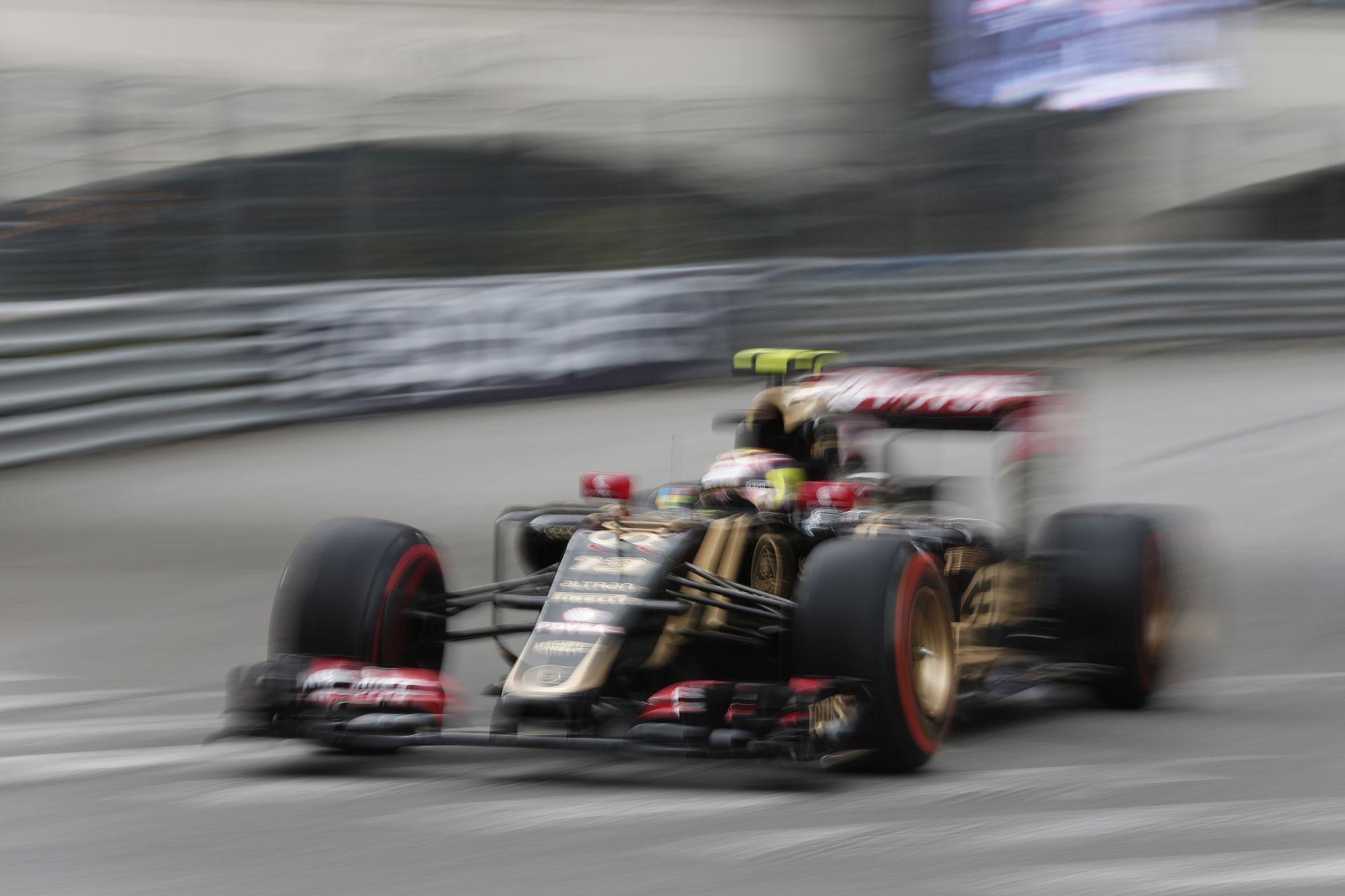 Lotus: Pastor Maldonado, a Monaco specialista visszatért!