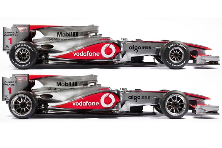 Tessék választani: 13 vagy 18 col mutat jobban az F1-es gépek alatt?! (kép)