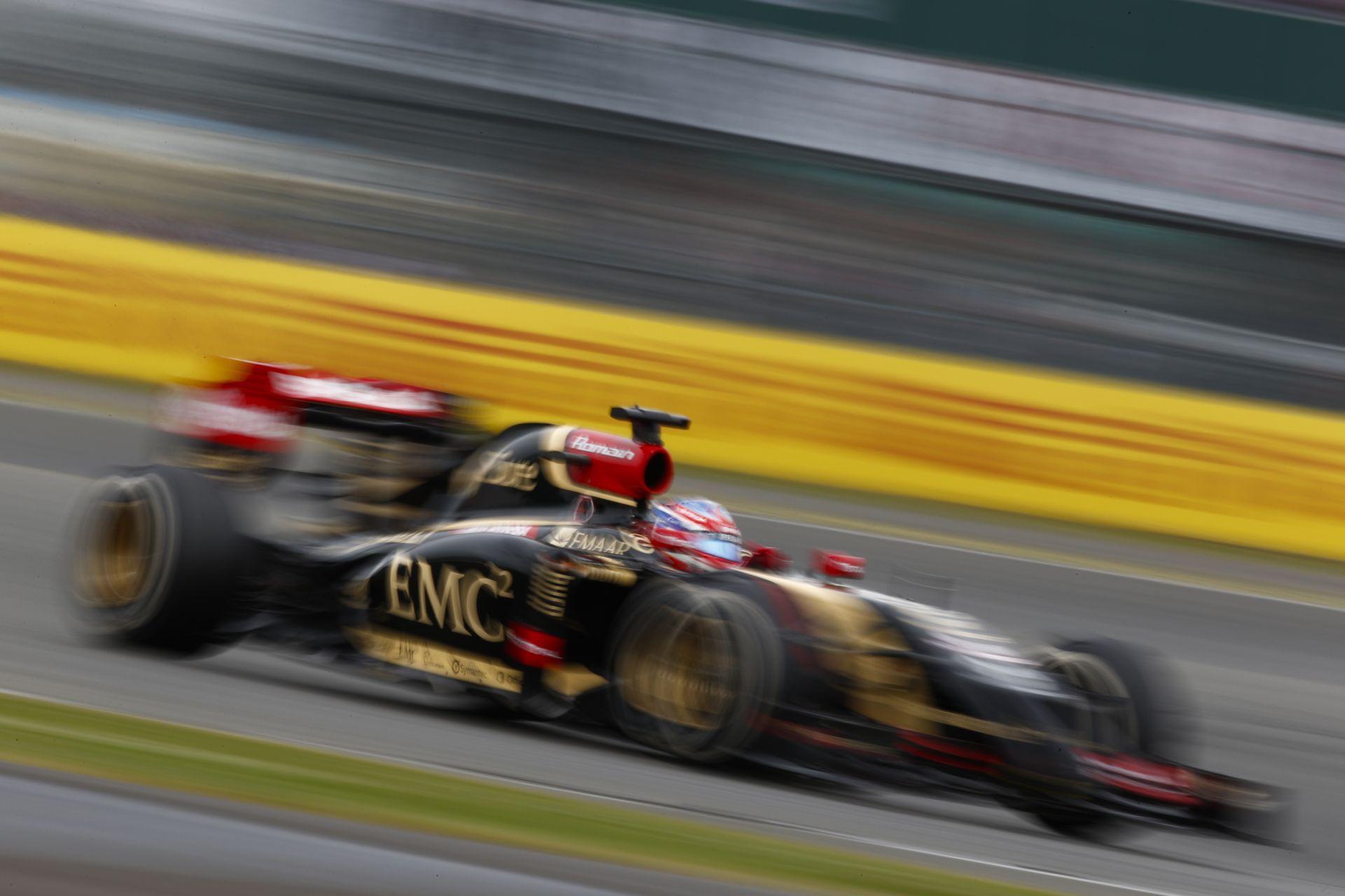 Lotus: egy újabb gyenge hétvége, az idei év már kuka, az autó és a motor sem jó