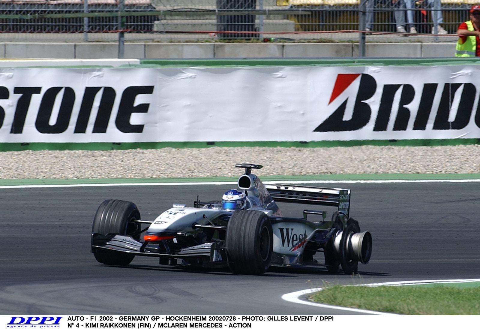 Raikkonen és a McLaren-évek: két cím simán meglehetett volna