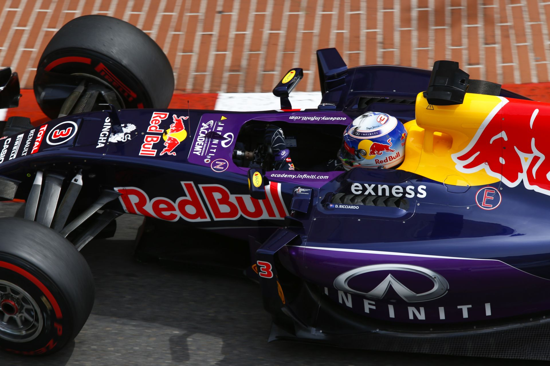 Valami beindult a Red Bullnál, vagy ez csak Monaco volt?
