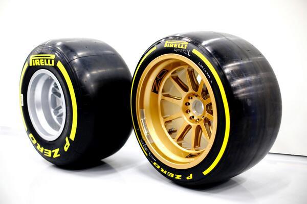 A Pirelli szerint nem néz ki rosszul a 18 colos kerekkel szerelt Lotus: 2017-ig minden marad így?
