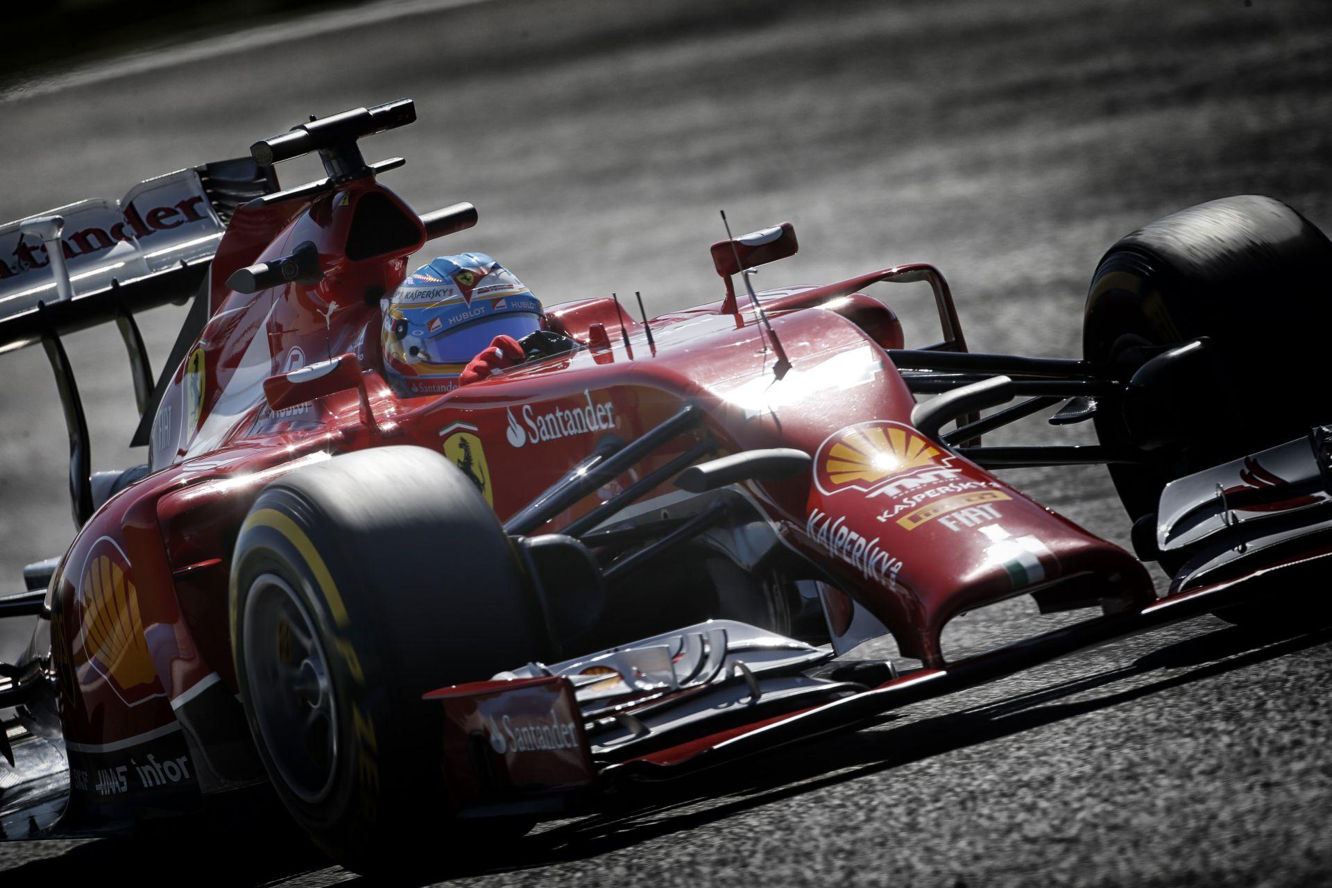 Ha jövőre sem lesz elég jó a Ferrari, Alonso távozhat Maranellóból
