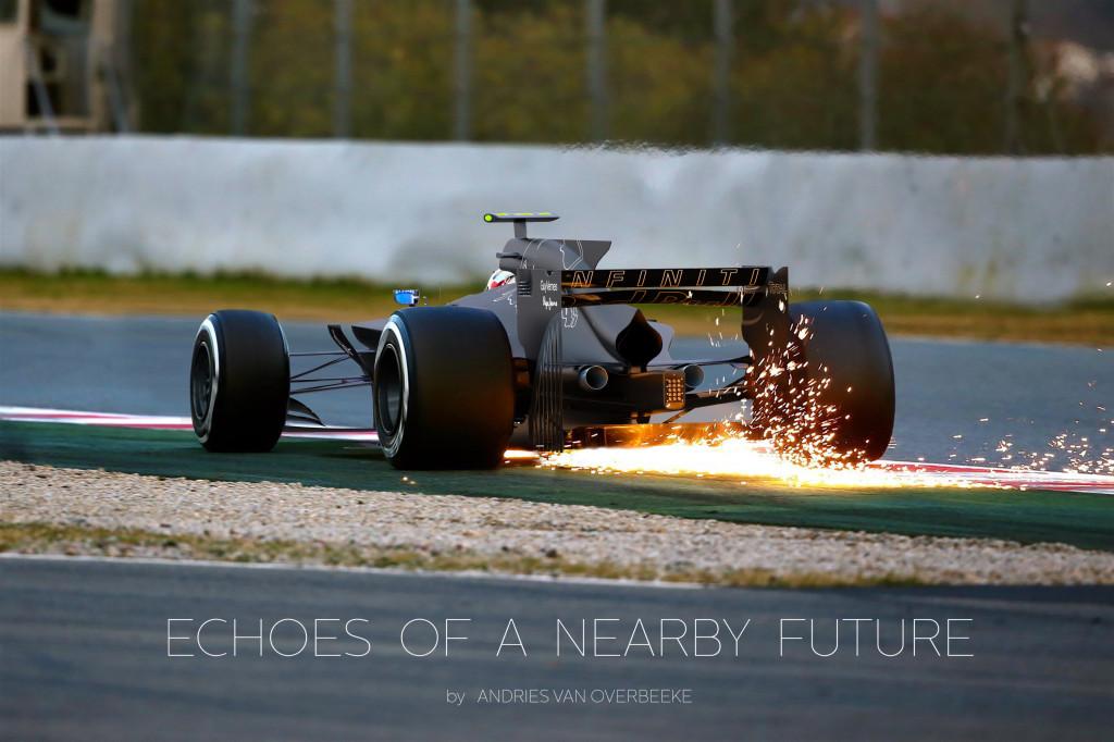 Egy újabb F1-es koncepció, amitől eldobod az agyad!