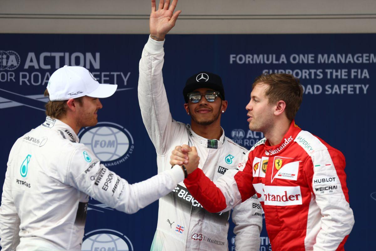 Rosberg szerint szoros lehet a Ferrarival: nem kerül fel a megspórolt lágy?
