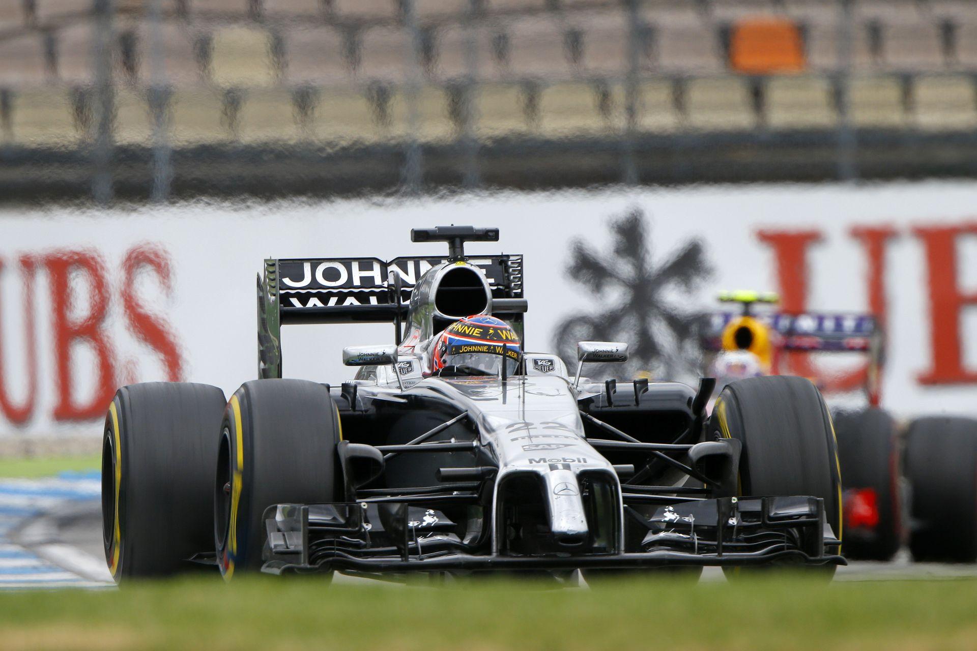 McLaren: Button és Magnussen is imádja a Hungaroringet