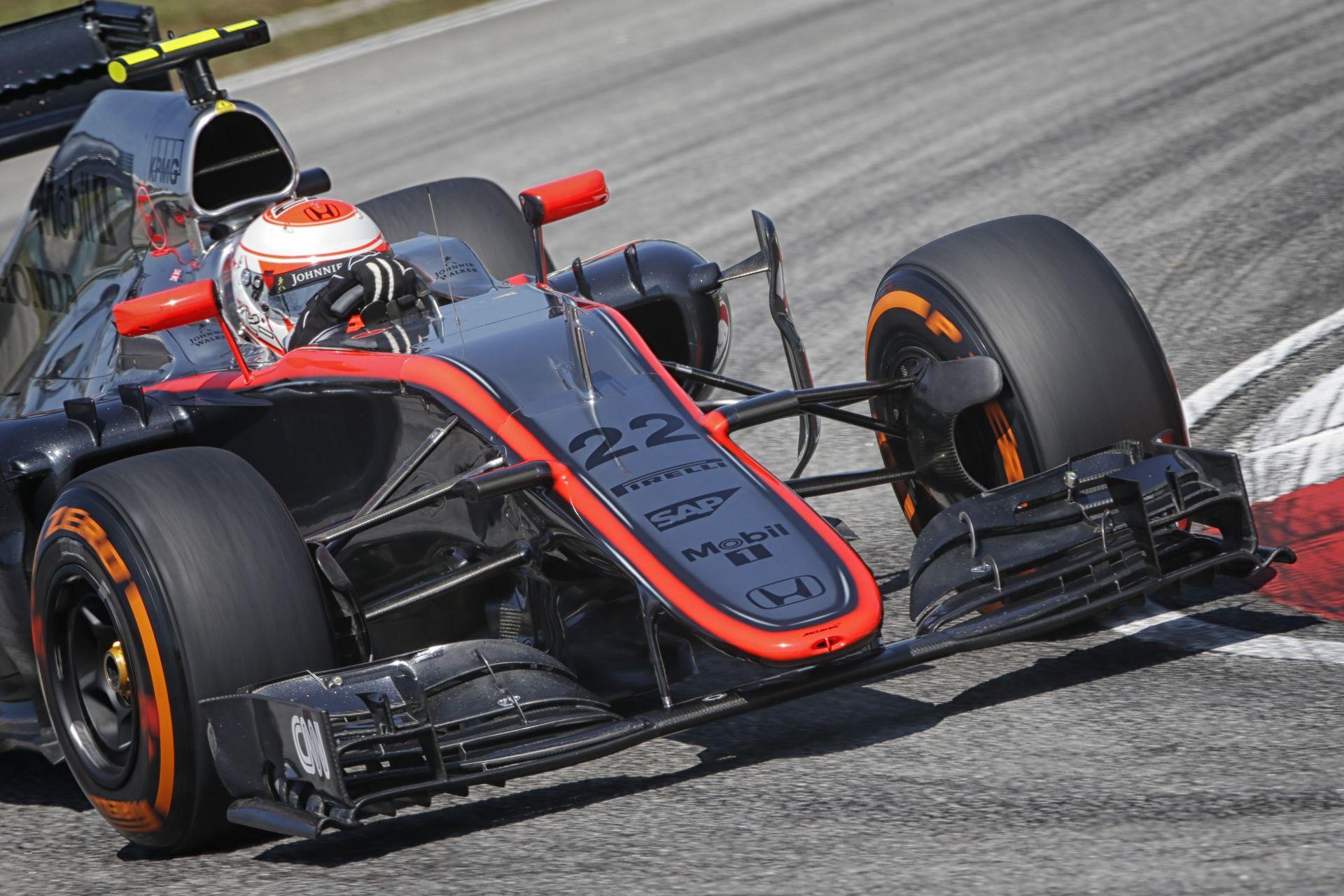 Idén sem lesz főszponzora a McLaren-Hondának?