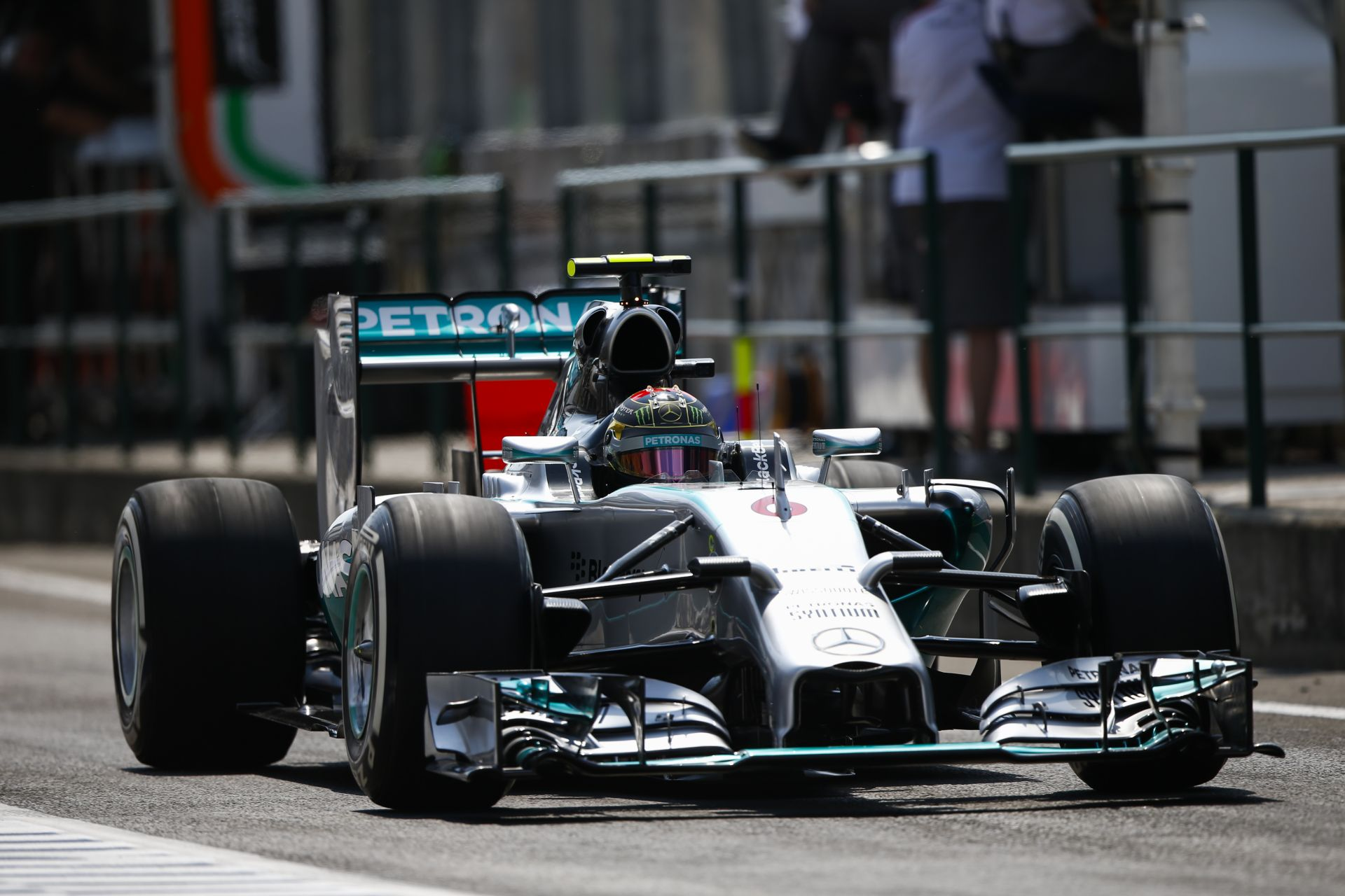 Rosberg biztosra fog menni holnap: nem kell a felesleges kockázat, Hamilton messzire van