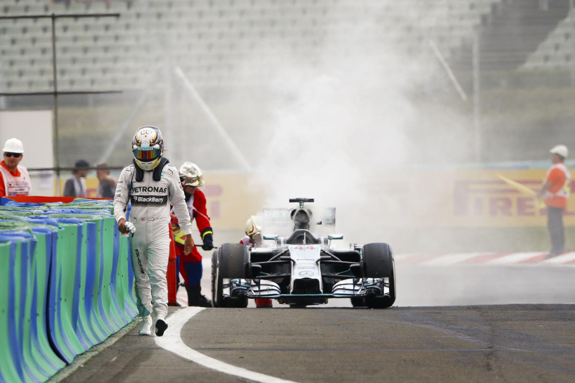 Lauda: Így nehéz lesz Hamiltonnak befognia Rosberget